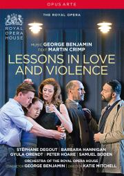 Benjamin: Lessons in Love and Violence (The Royal Opera)