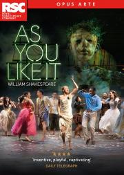 Shakespeare: As you like it (Royal Shakespeare Company)