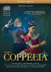 Delibes: Coppélia (The Royal Ballet)